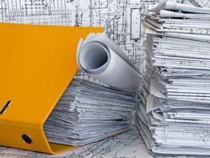Оформление документации на строительство дома.