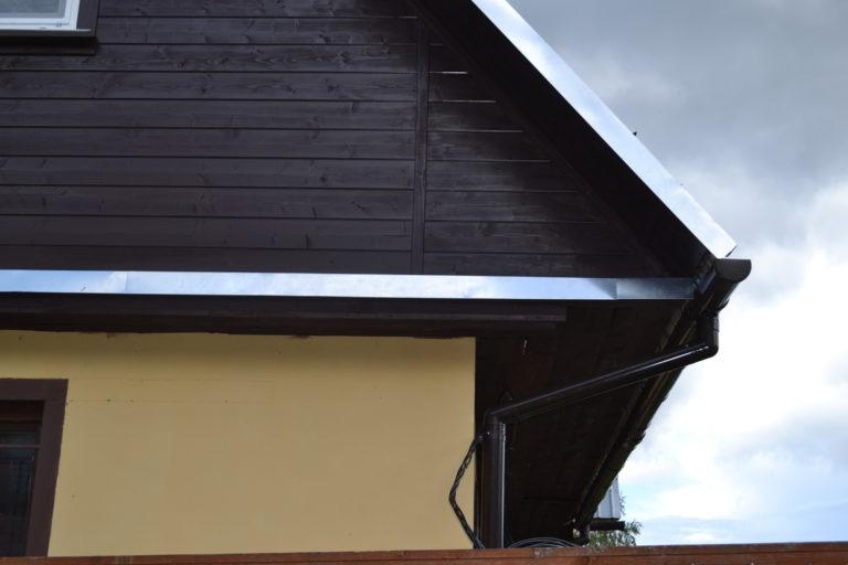 Строительство мансарды над гаражом